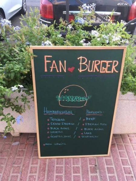lekkerste hamburger Ibiza