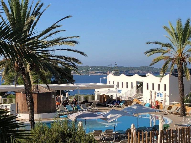 All-inclusive complex gezinnen Ibiza vakantie