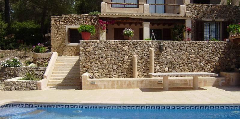 Kinderen Ibiza huis huren vakantie