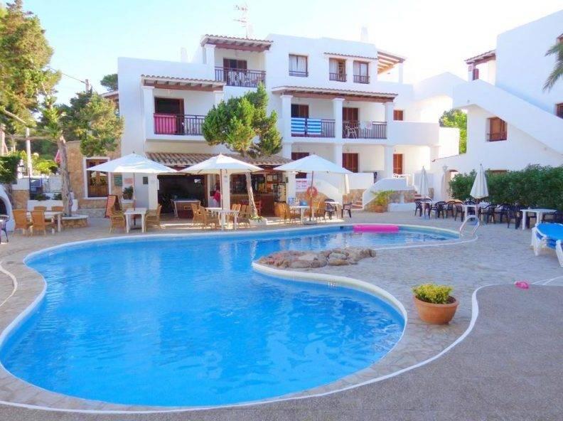 Appartement vakantie kinderen Ibiza vakantie
