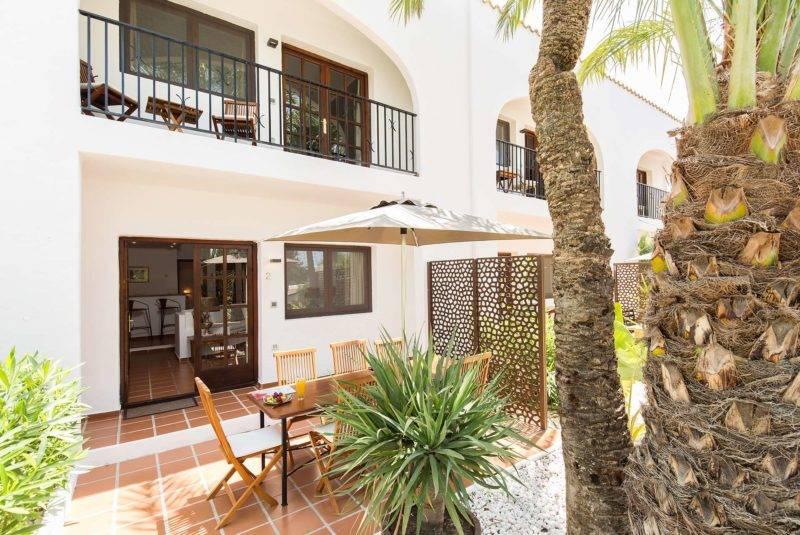 Ibiza kinderen hotel luxe