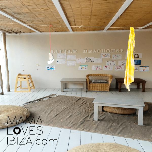 Ibiza kindvriendelijk restaurant